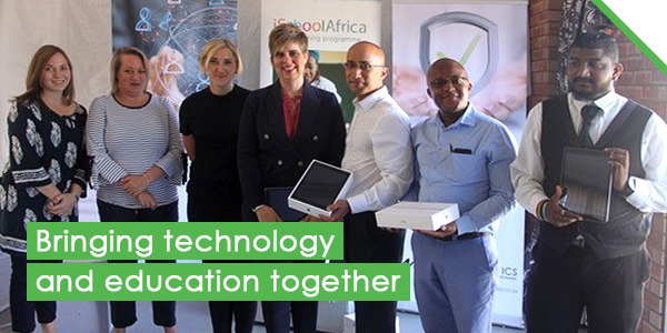 Bringing technology and education together