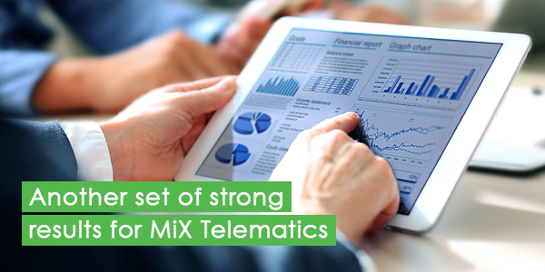 Another set of strong results for MiX Telematics