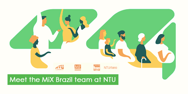 Meet the MiX Brazil team at NTU