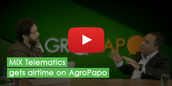 MiX Telematics gets airtime on AgroPapo